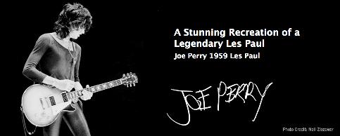 Joe Perry Gibson
